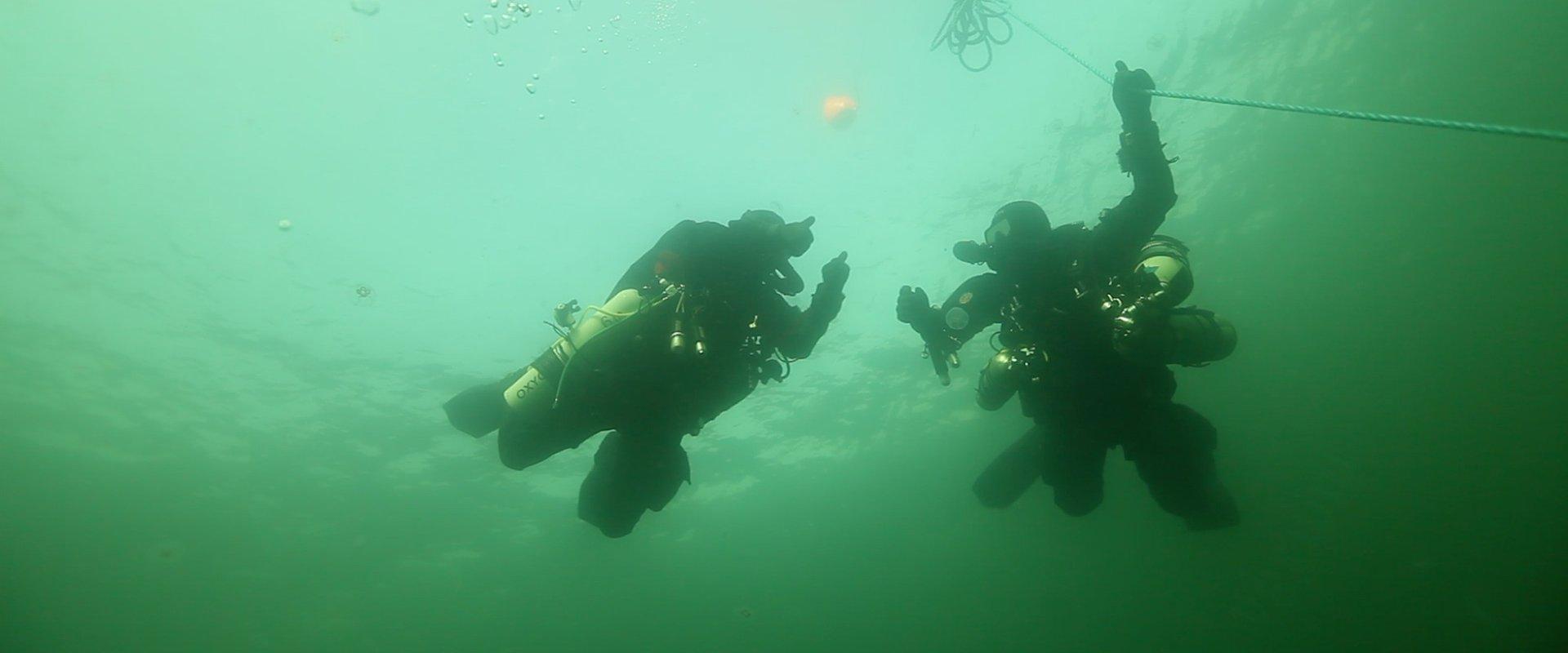 Podwodne dziedzictwo. ŁOWCY TAJEMNIC BAŁTYKU od dzisiaj w CANAL+ PREMIUM oraz od jutra w serwisie CANAL+ online.