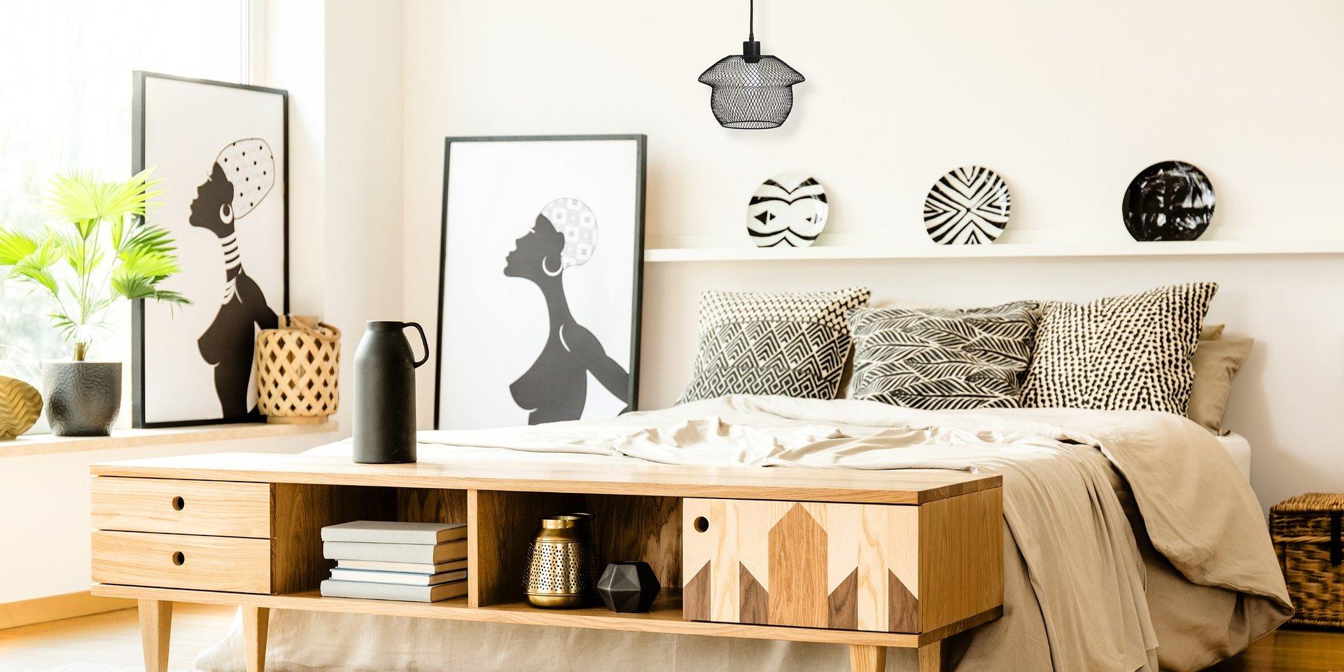 Oświetlenie sypialni - na co należy zwrócić uwagę?