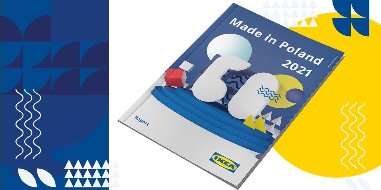 Premiera raportu IKEA Made in Poland 2021