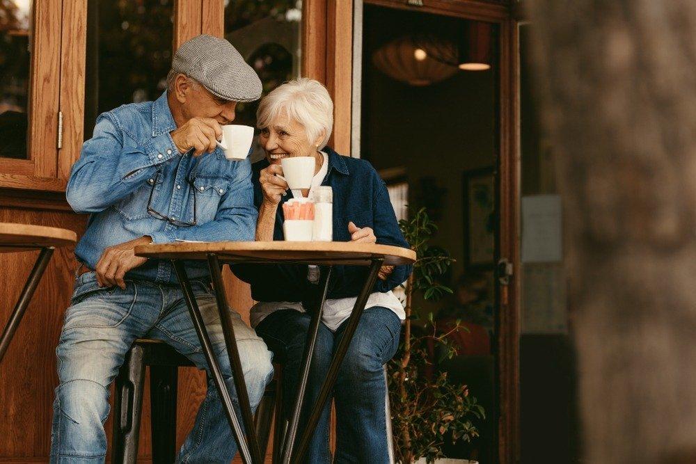 Apetyt na kawę służy zdrowej starości