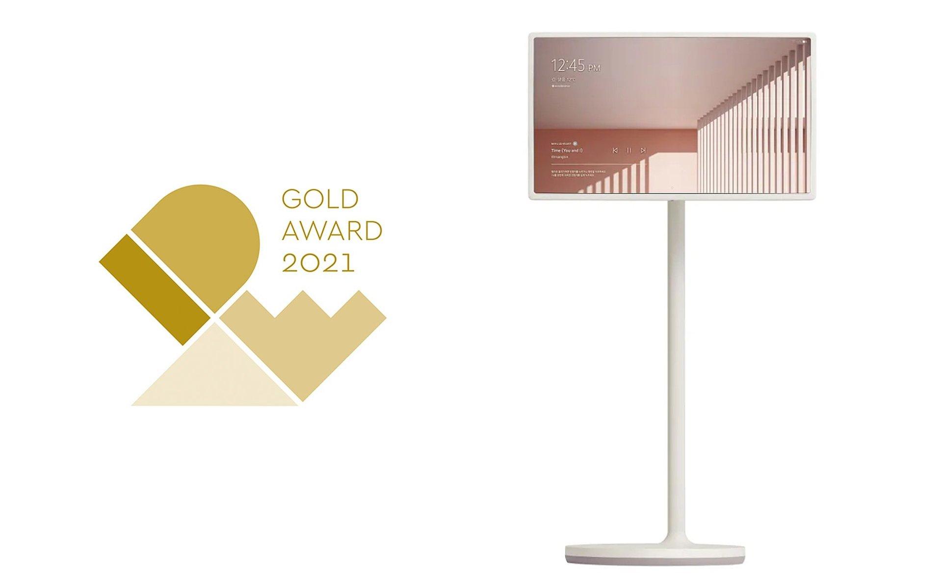 Eleganckie produkty LG wyróżnione przez ekspertów branżowych za wyjątkowe i oryginalne wzornictwo