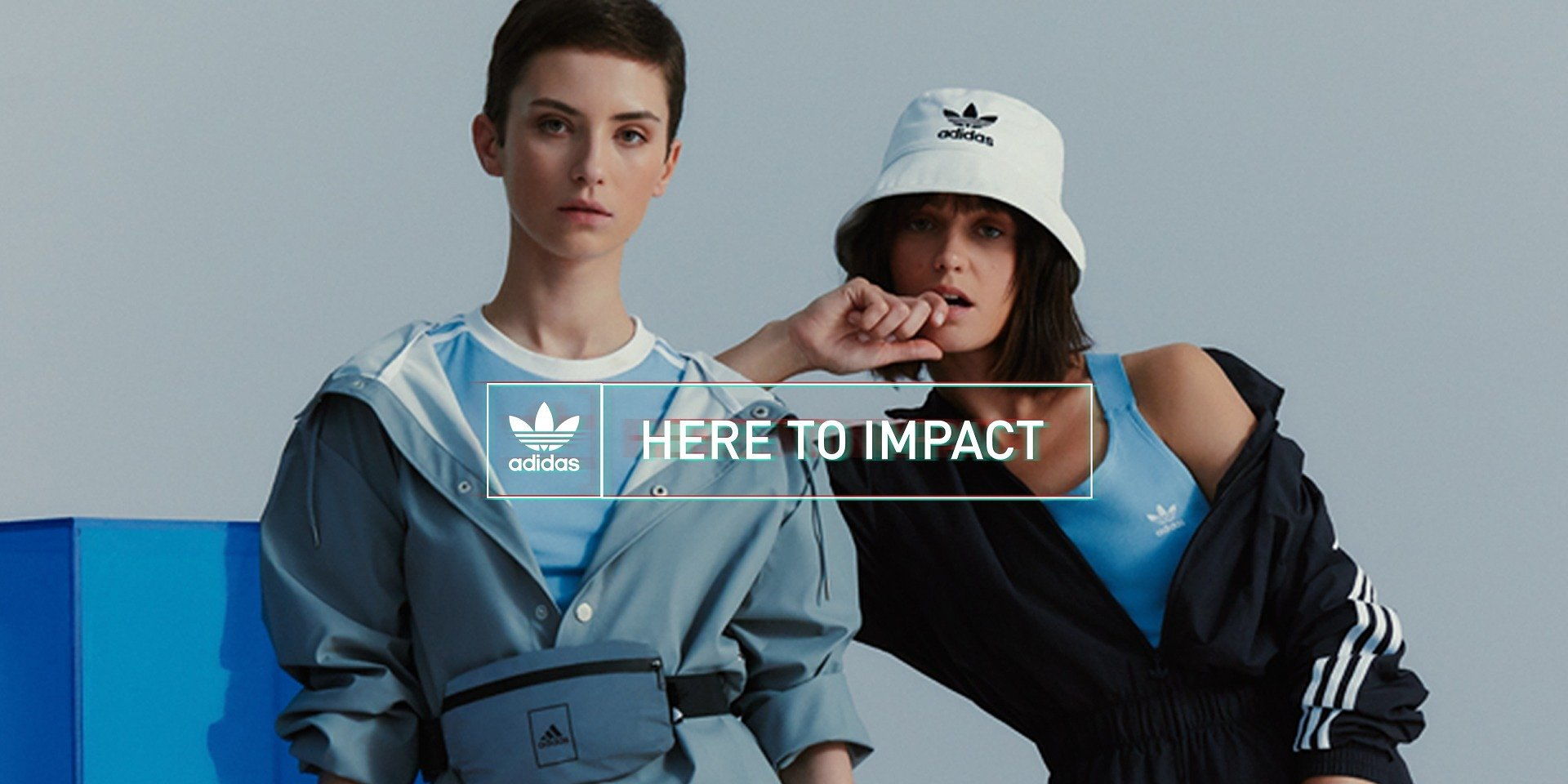 Kampania adidas x eobuwie.pl i MODIVO: Here To Impact