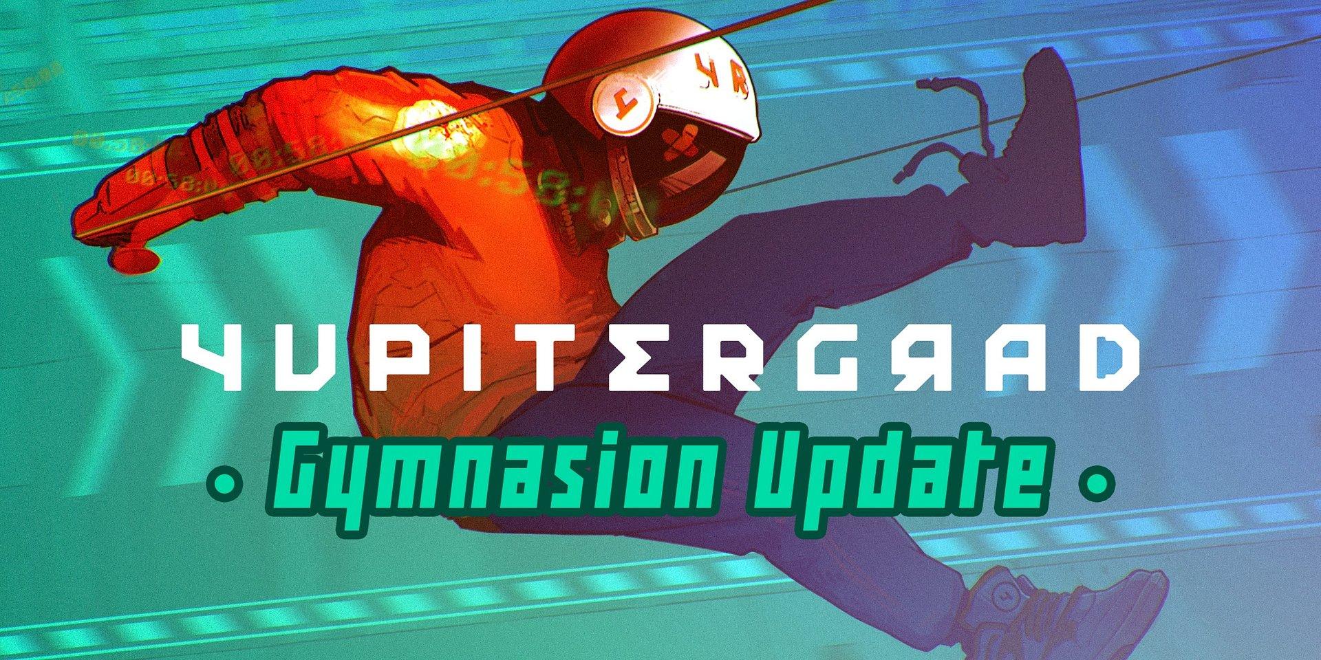 Gymnasion - бесплатное дополнение к Yupitergrad добавит новый игровой режим!