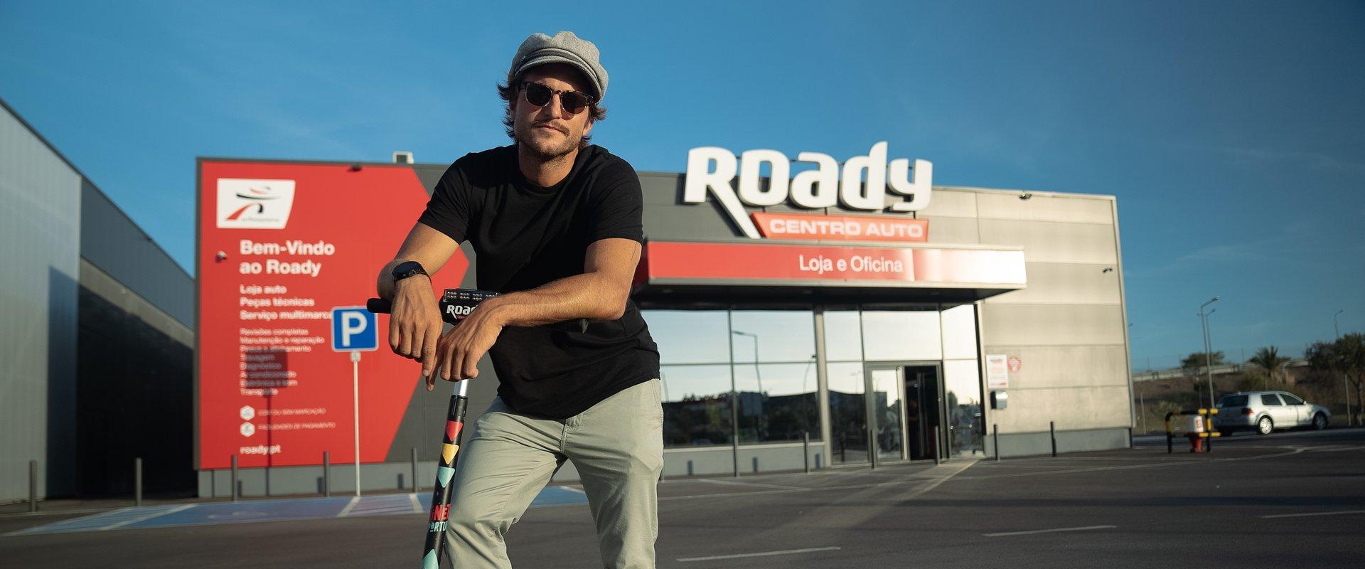 "Roady continua a ""Trotinetar Portugal"" na Semana Europeia da Mobilidade"