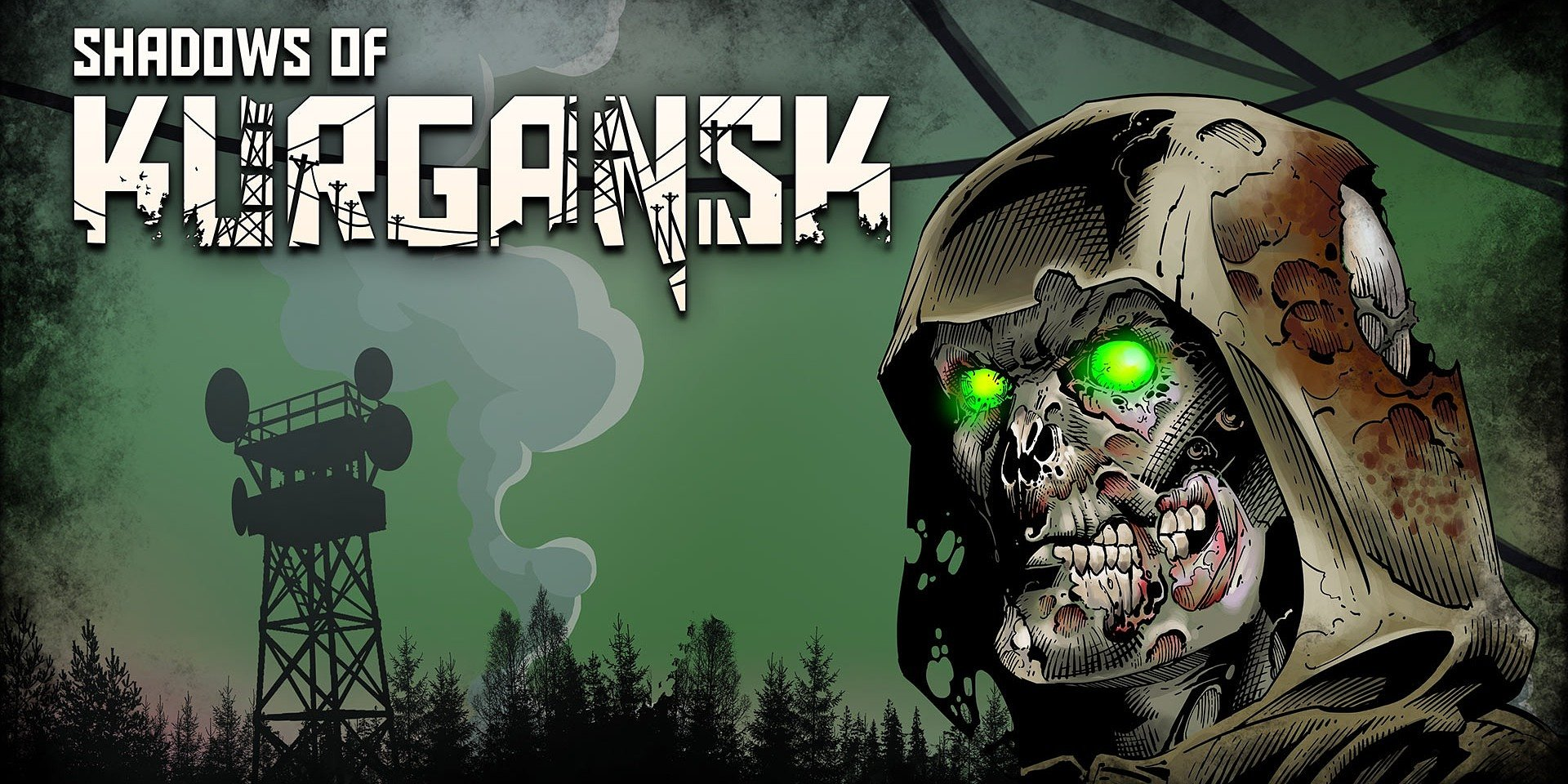 Art horror game Shadows of Kurgansk launches on all current consoles