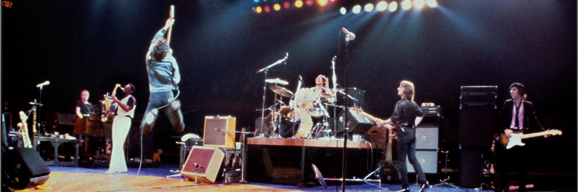 Legendarny koncert Bruce'a Springsteena & The E Street Band już w listopadzie