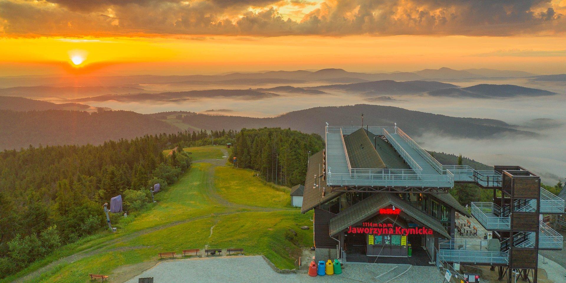 Zaplanuj jesienny odpoczynek i atrakcje na wyjazd w góry!