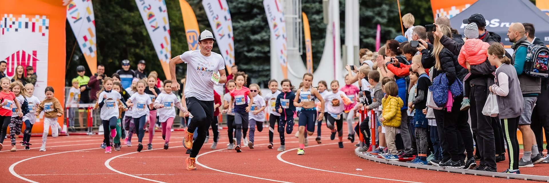 Aktywnie i zielono! Podsumowujemy Kids Run w Poznaniu