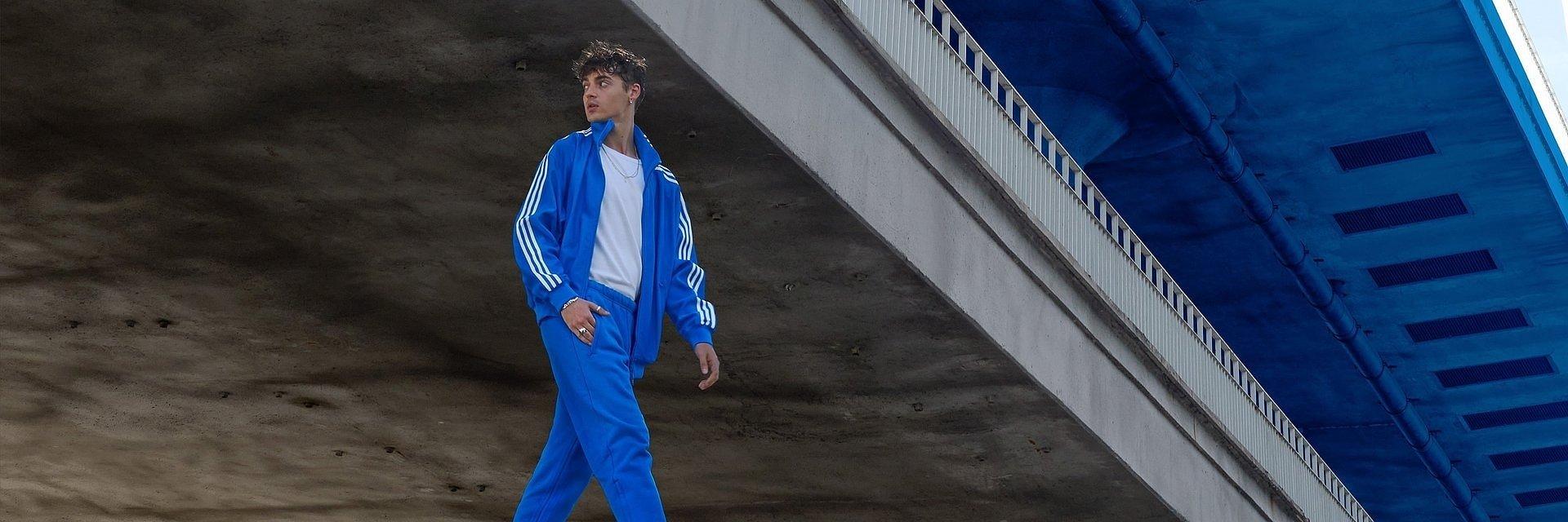 adidas Originals otwiera nowy rozdział premierą kolekcji Blue Version