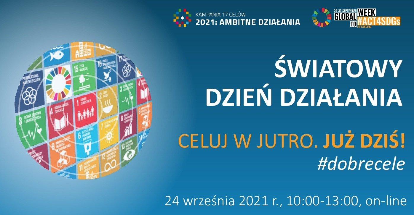 Celuj w jutro. Już dziś! Działania Stowarzyszenia WIOSNA na rzecz realizacji Celów Zrównoważonego Rozwoju
