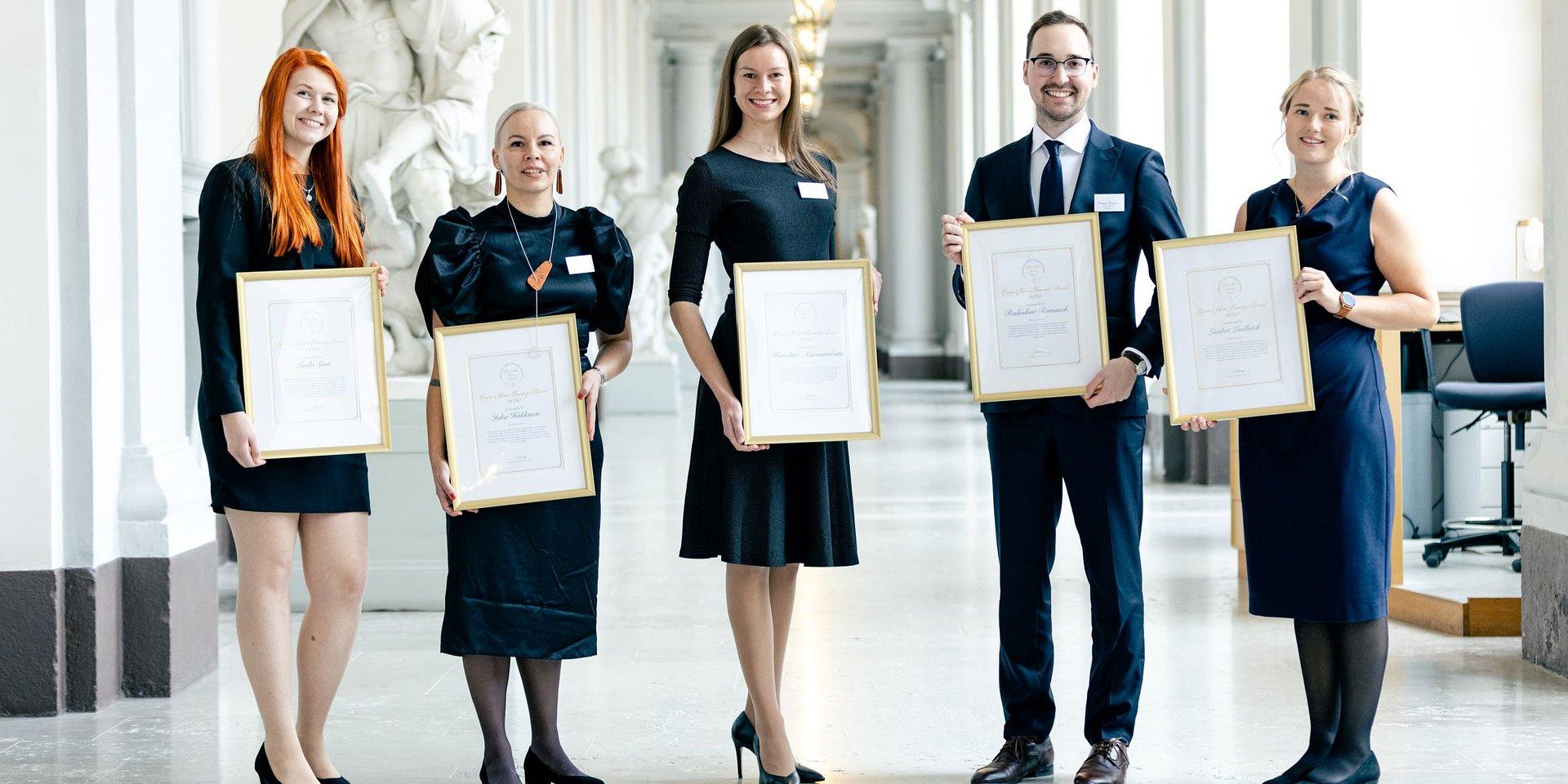 Uroczysta Ceremonia Wręczenia Nagród Queen Silvia Nursing Award w Sztokholmie