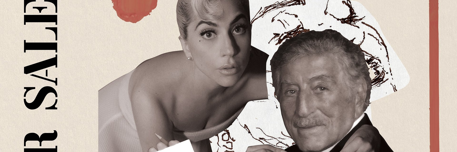 """Lady Gaga świętuje wydanie albumu """"Love For Sale"""" w Westfield Arkadia"""