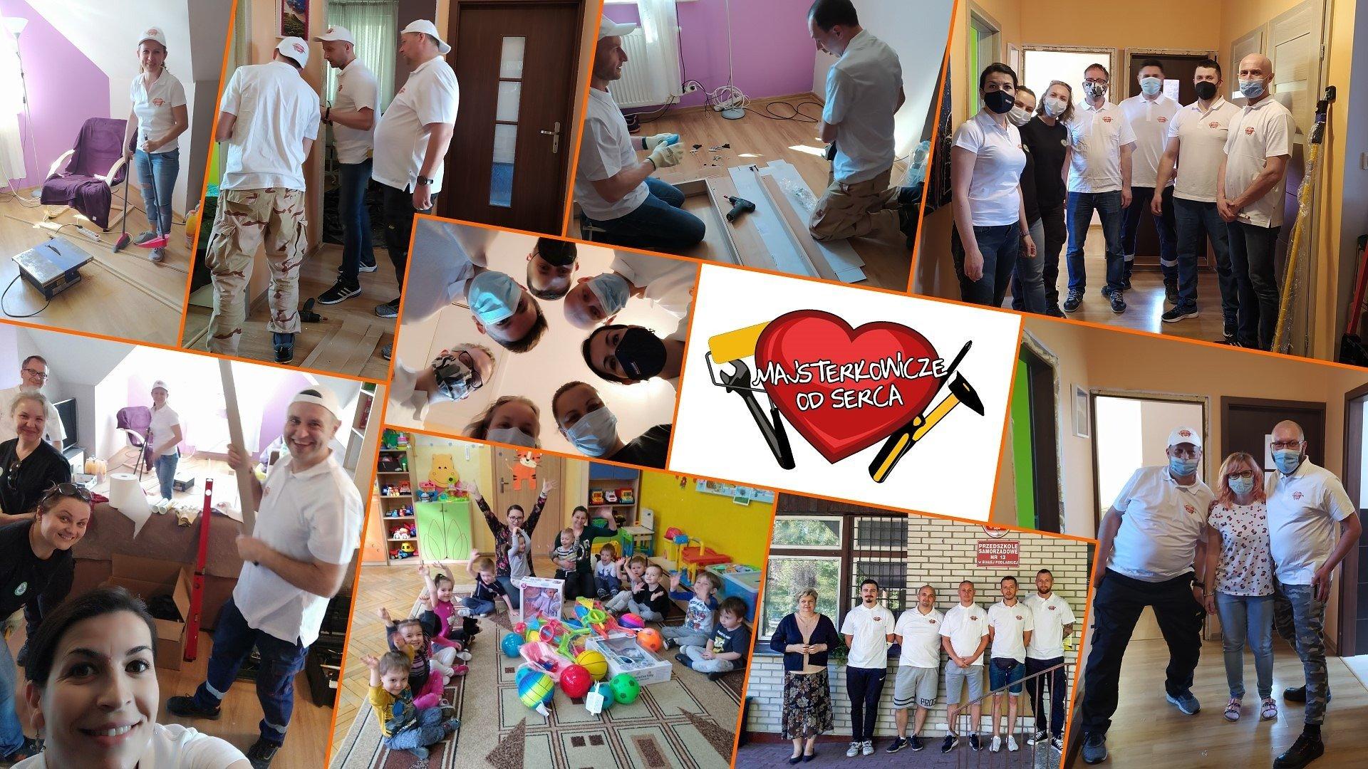 8 lat wolontariatu w Bricomanie!