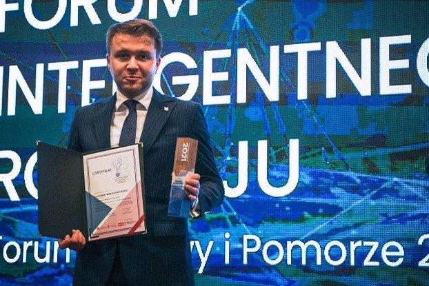 Platforma Przemysłu Przyszłości laureatem Polskiej Nagrody Inteligentnego Rozwoju 2021