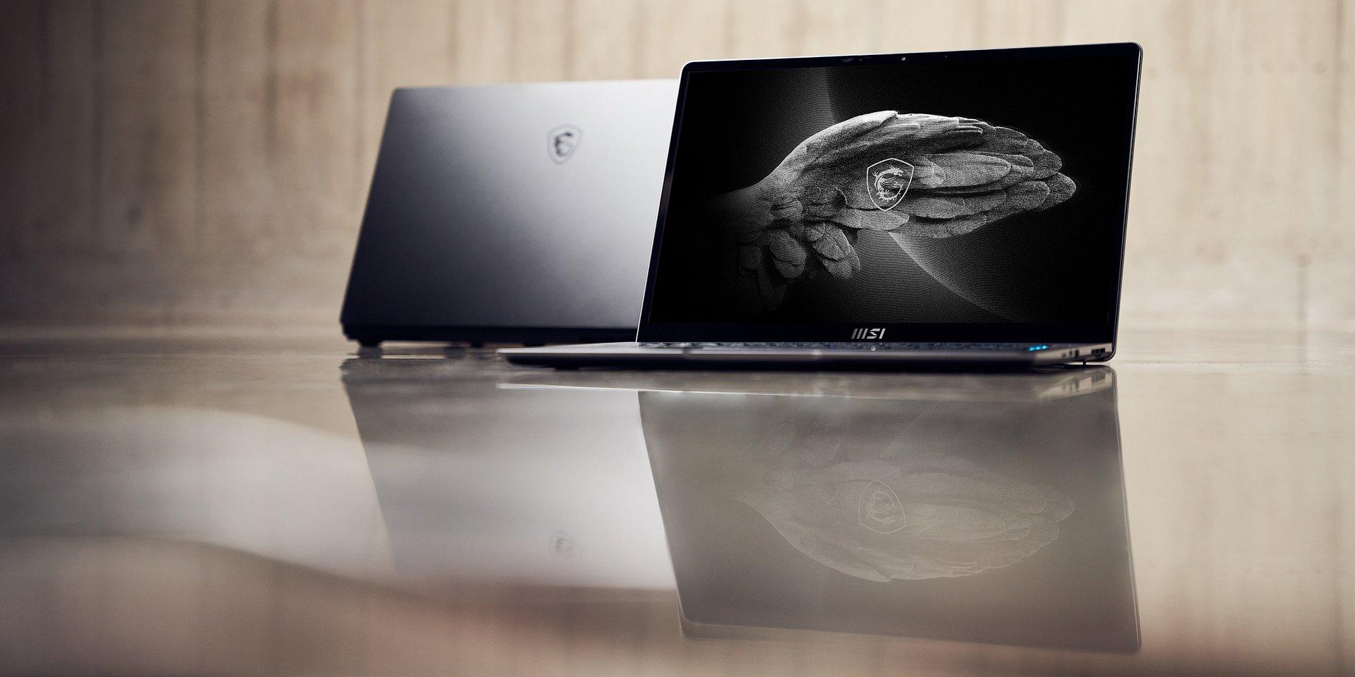 Idealne ujście dla kreatywności - MSI prezentuje linię laptopów zaprojektowanych z myślą o twórcach