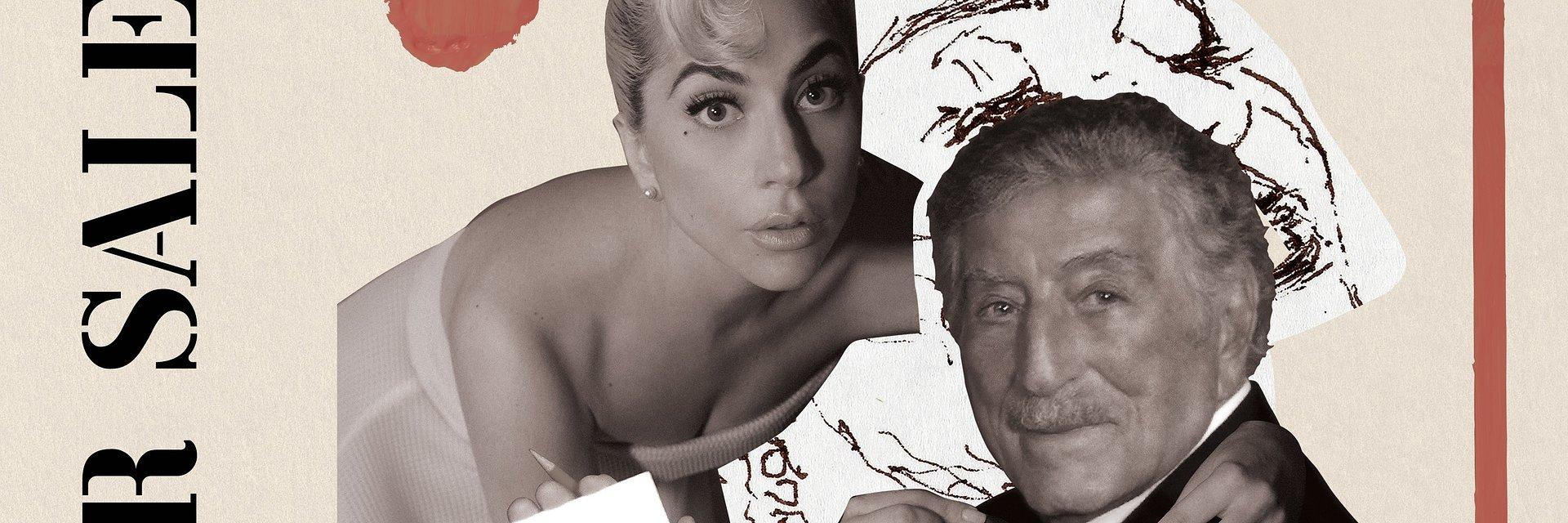 """Lady Gaga i Tony Bennett zapraszają za kulisy """"Love For Sale"""""""