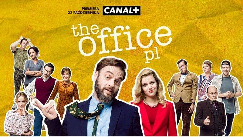 CANAL+ prezentuje pierwszy trailer i plakat do THE OFFICE PL, a także udostępnia amerykańską wersję kultowego serialu w serwisie CANAL+ online