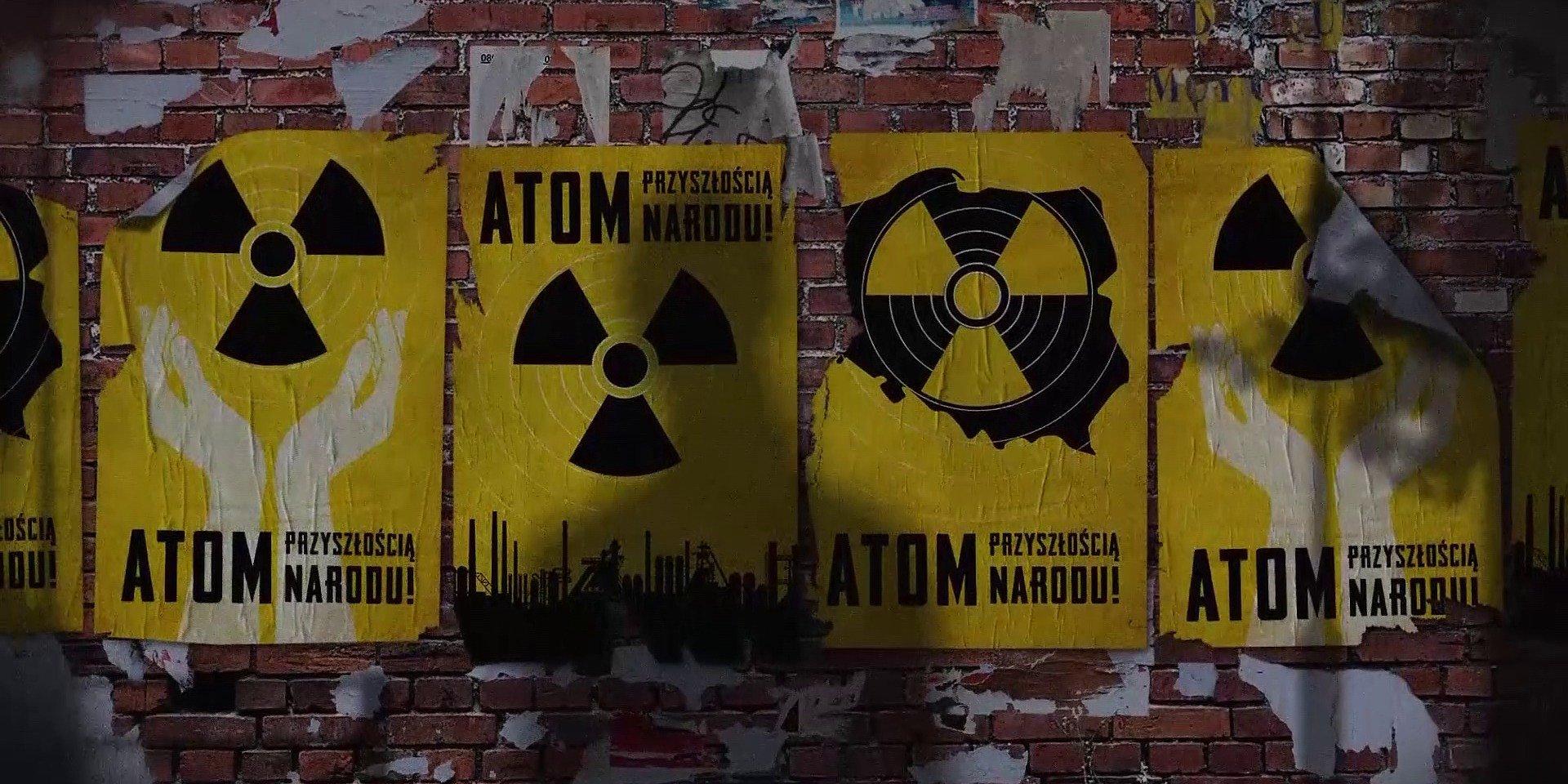 """""""Atom przyszłością narodu"""" - Player rozpoczyna odliczanie do premiery """"Pajęczyny"""""""