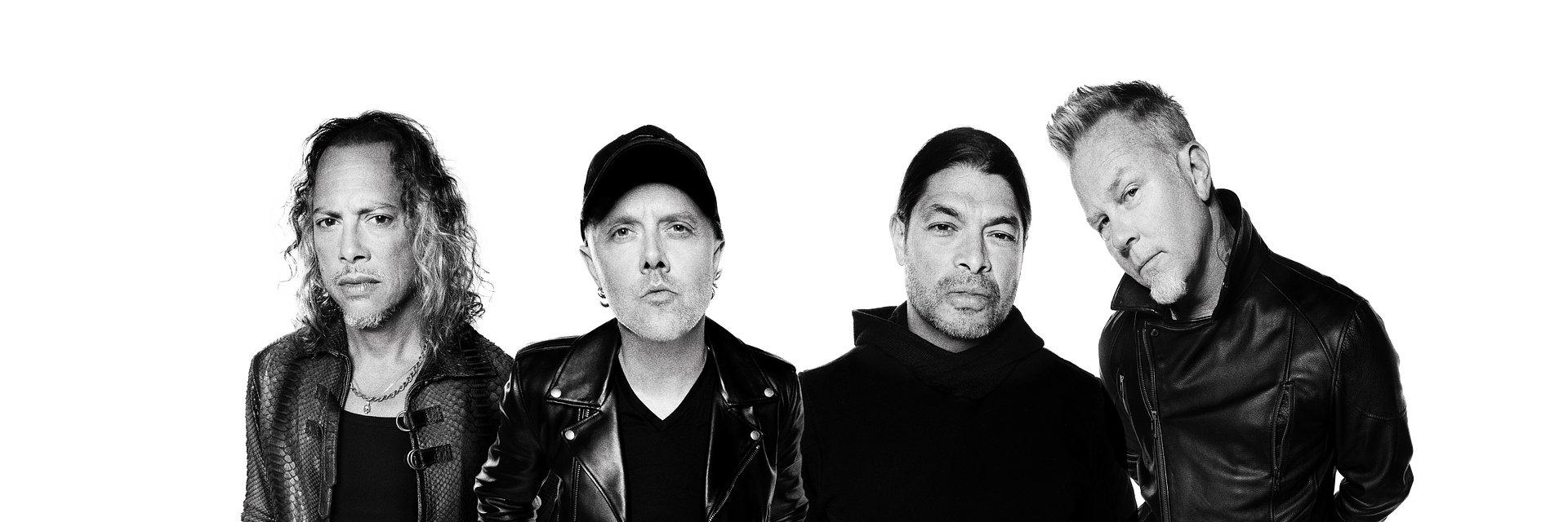 """""""The Metallica Blacklist"""" już w wersji fizycznej!"""