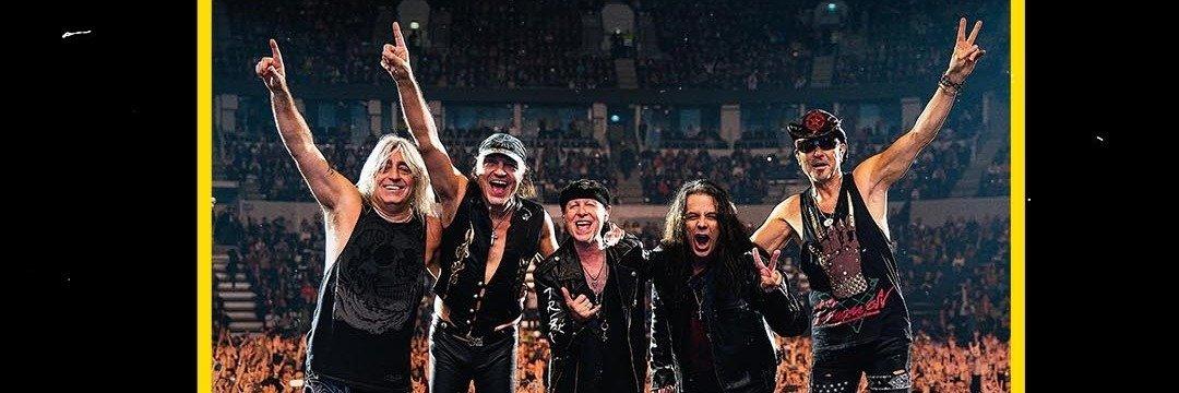 Scorpions zapowiada nową płytę i ogłasza koncerty