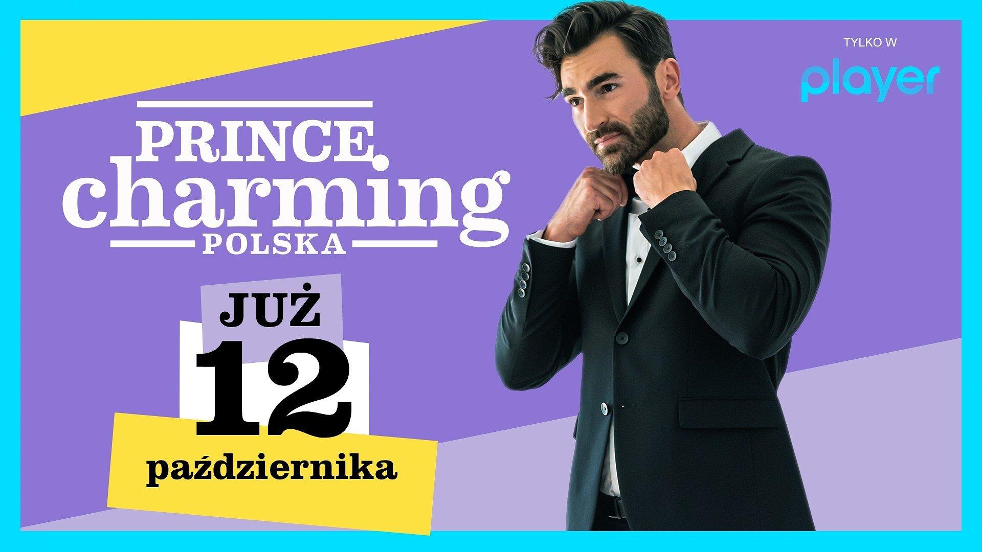 """Długo wyczekiwana nowość - """"Prince Charming"""" od 12 października w serwisie Player.pl! [zwiastun]"""