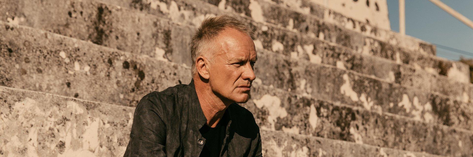 """Sting przedstawia drugą piosenkę z albumu """"The Bridge"""""""