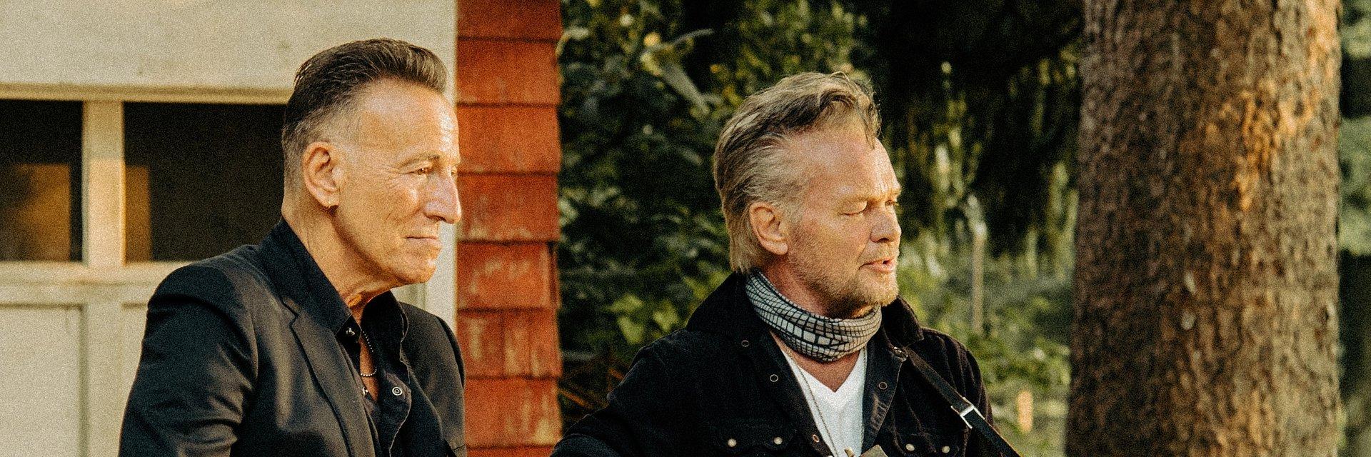 John Mellencamp i Bruce Springsteen w końcu razem