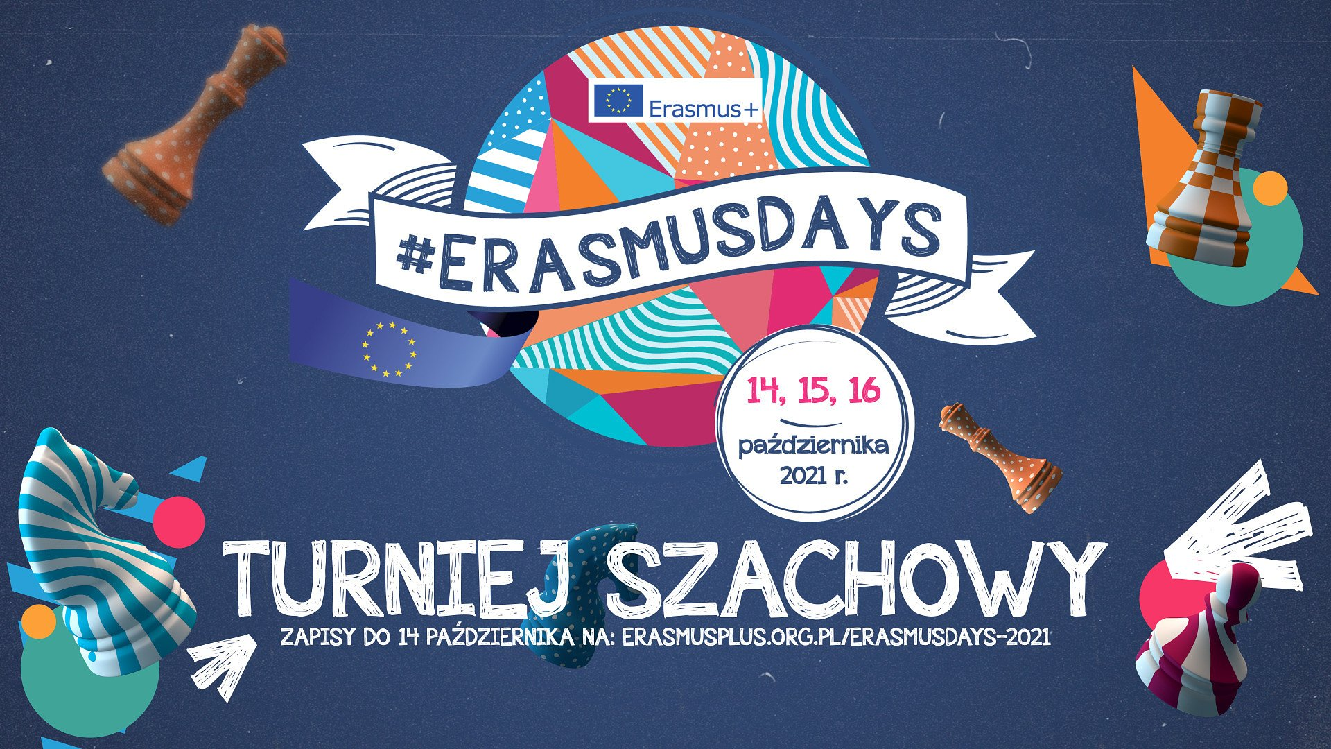 Erasmus Days - Turniej Szachowy Online