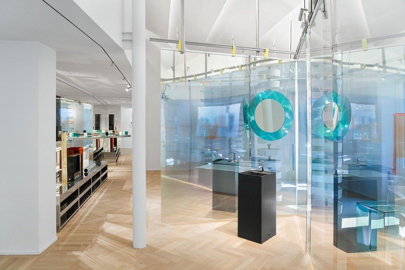LAUFEN otworzył rewolucyjny showroom w Mediolanie podczas wydarzenia: Milan Design Week 2021