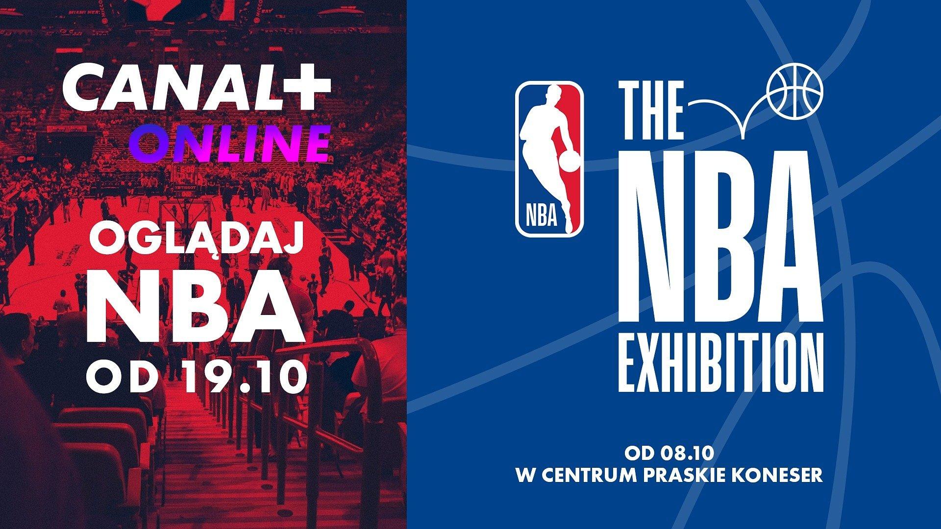 THE NBA EXHIBITION - interaktywna przygoda dla każdego fana NBA rozpoczyna się w Warszawie