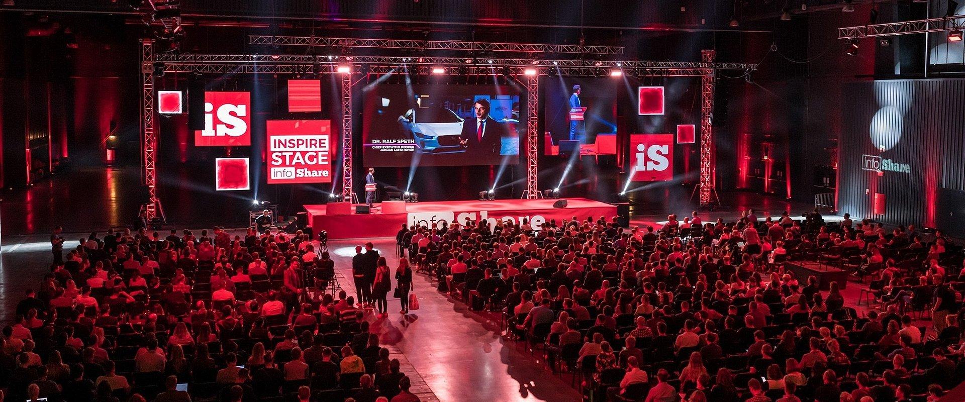 Specjaliści ze Spotify, Niebezpiecznik, Revolut i ekspert Data Science Formuły 1 na Infoshare 2021 w Gdańsku. Organizatorzy ujawniają szczegóły konferencji