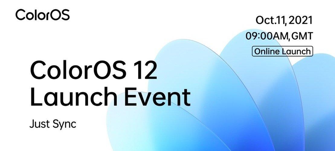 Zapowiedź premiery globalnej wersji OPPO ColorOS 12, opartego na Android 12