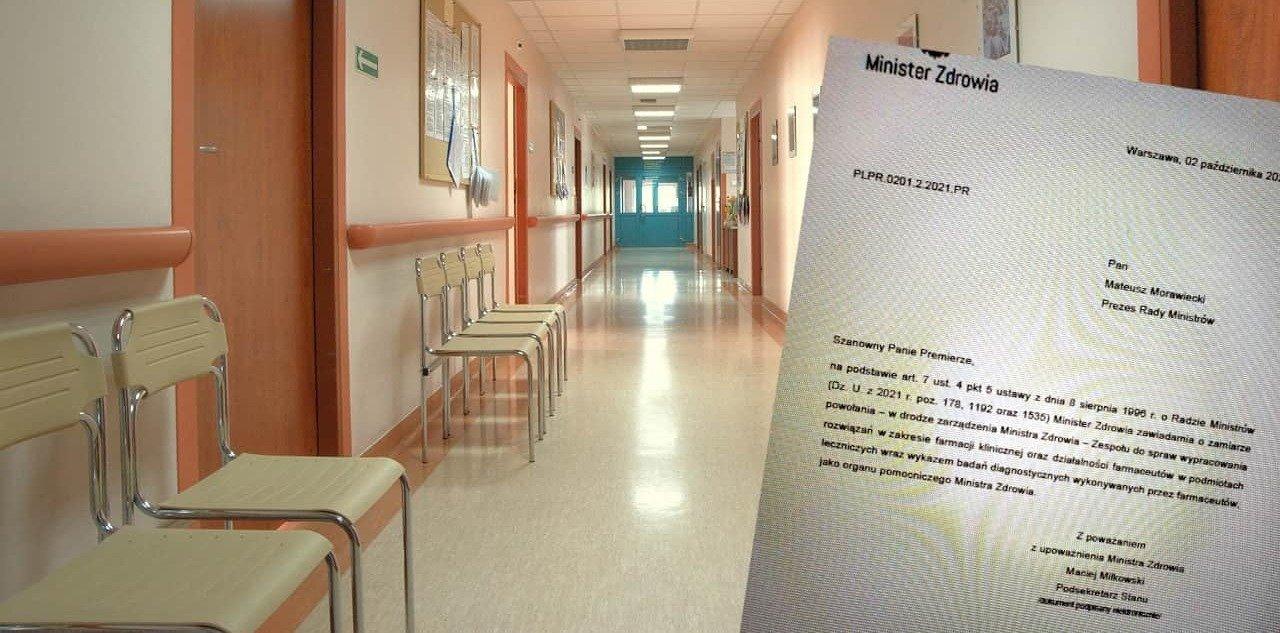 """""""Kolejny dobry krok w kierunku Farmaceutów szpitalnych"""""""