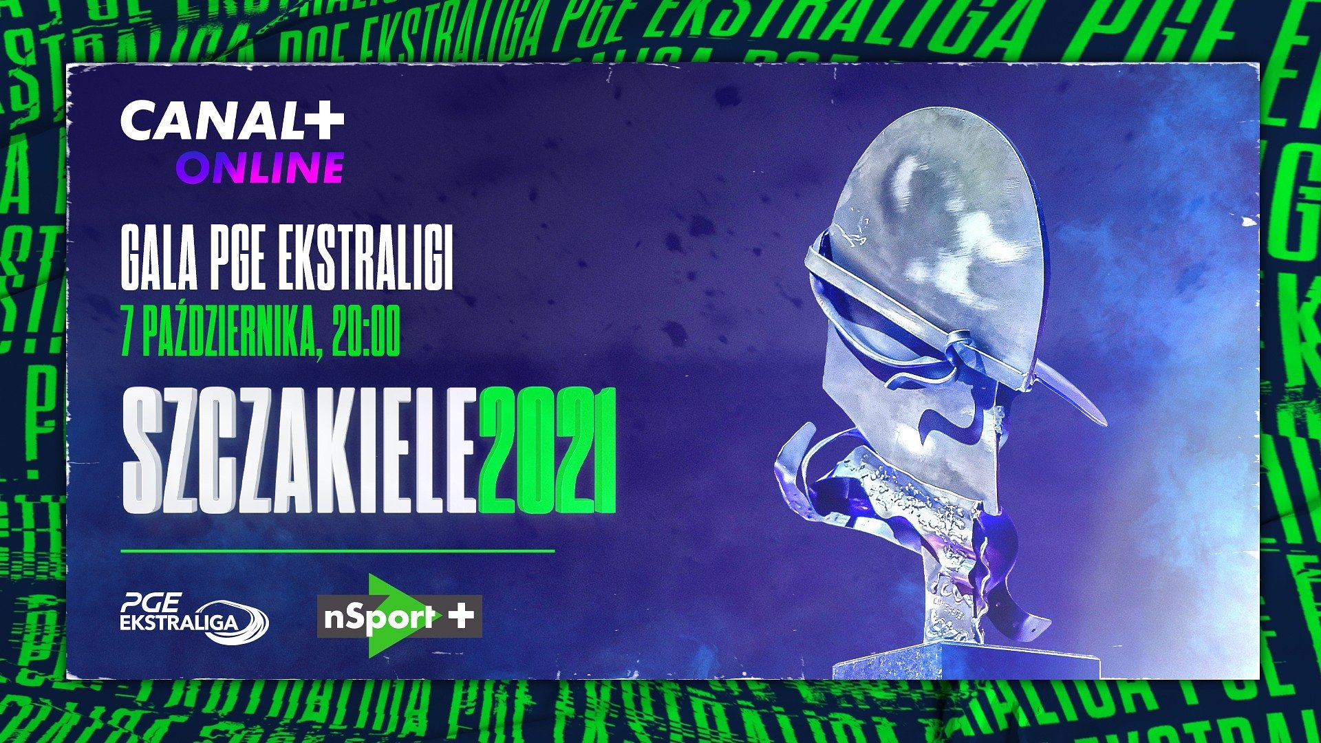 Gala PGE Ekstraligi - podsumowanie sezonu 2021 tylko w nSport+ i CANAL+ online