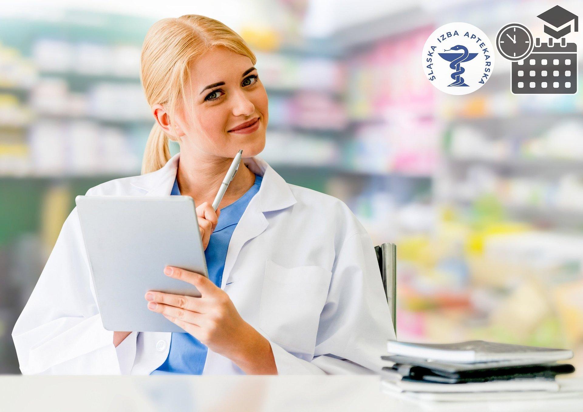 Rozliczanie okresu edukacyjnego - trzy grupy farmaceutów