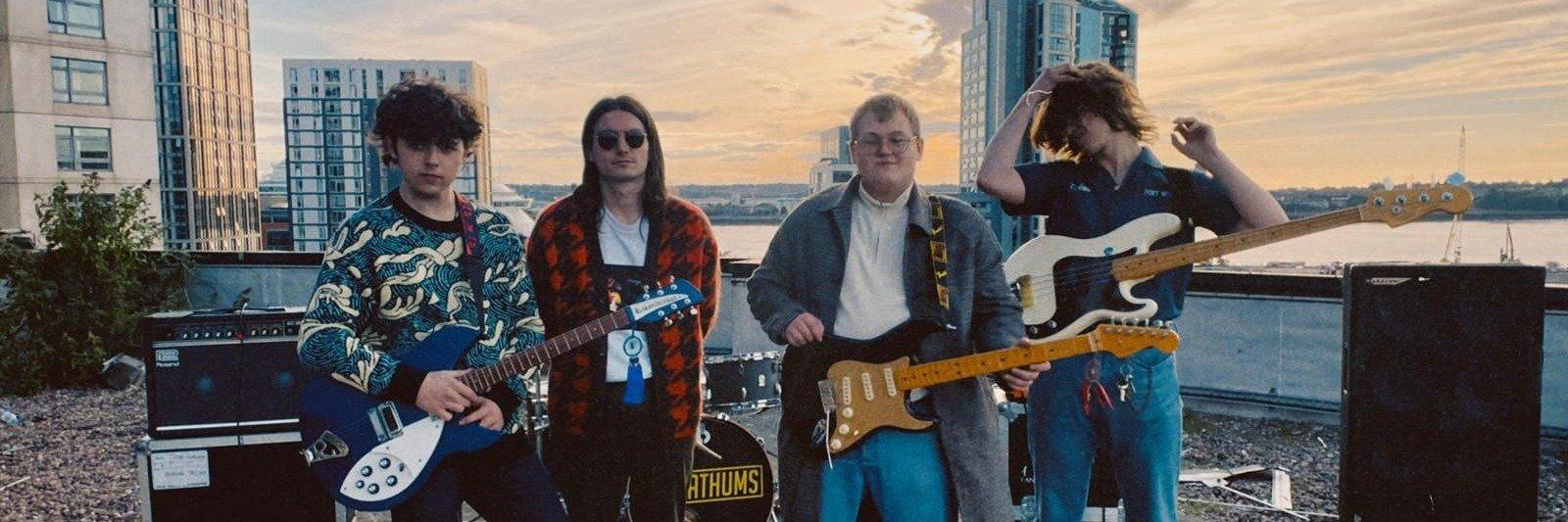 The Lathum podbili Wielką Brytanię. Poznajcie następców Arctic Monkeys i The Smiths
