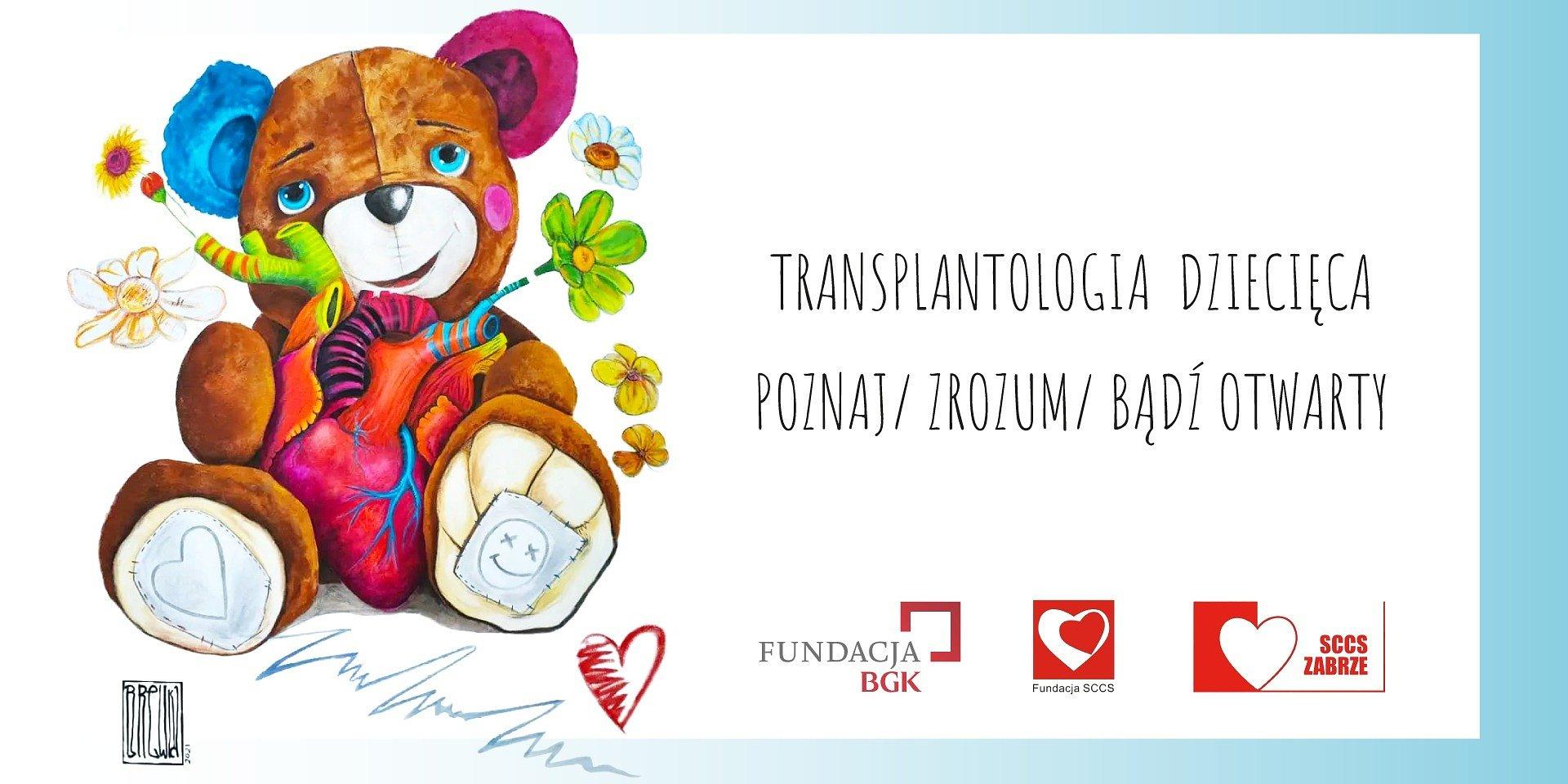 Bank Gospodarstwa Krajowego wspiera transplantologię
