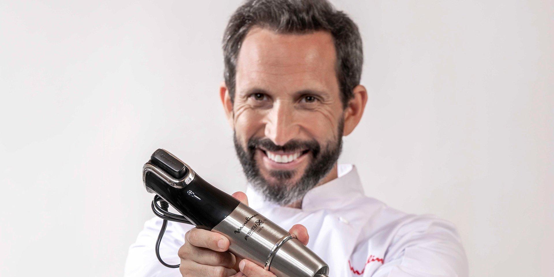 José Avillez é o novo embaixador da Moulinex em Portugal