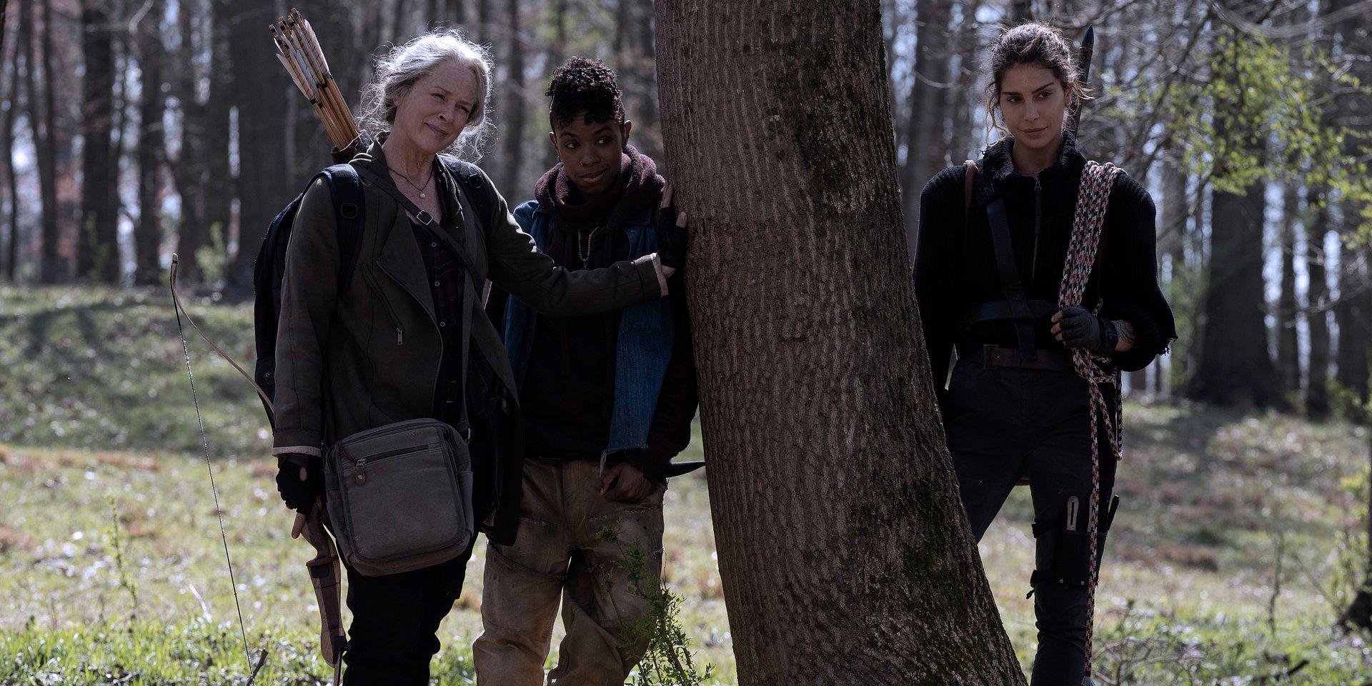 """Ostatni sezon """"The Walking Dead"""" trwa! Premiera drugiej części 11 sezonu już 21 lutego 2022 roku wyłącznie na kanale FOX, dzień po światowej premierze!"""