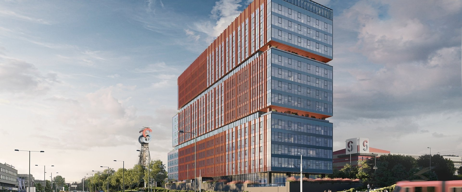 JLL to lease Ghelamco's Craft office building in Katowice