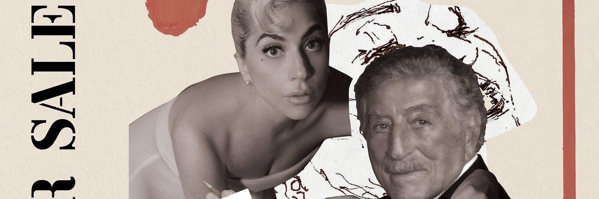 Tony Bennett w Księdze Rekordów Guninessa po premierze płyty z Lady Gagą