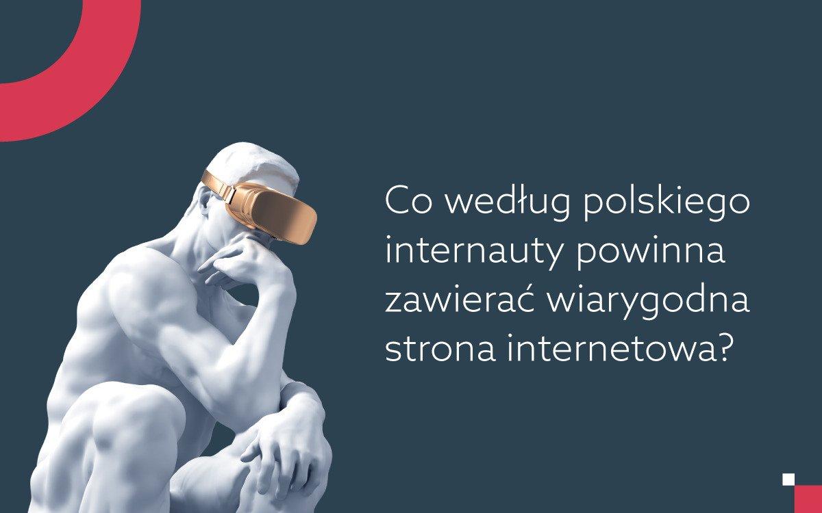 Wiarygodna strona internetowa firmy, czyli jaka? home.pl przebadało odczucia 200 przedstawicieli MŚP