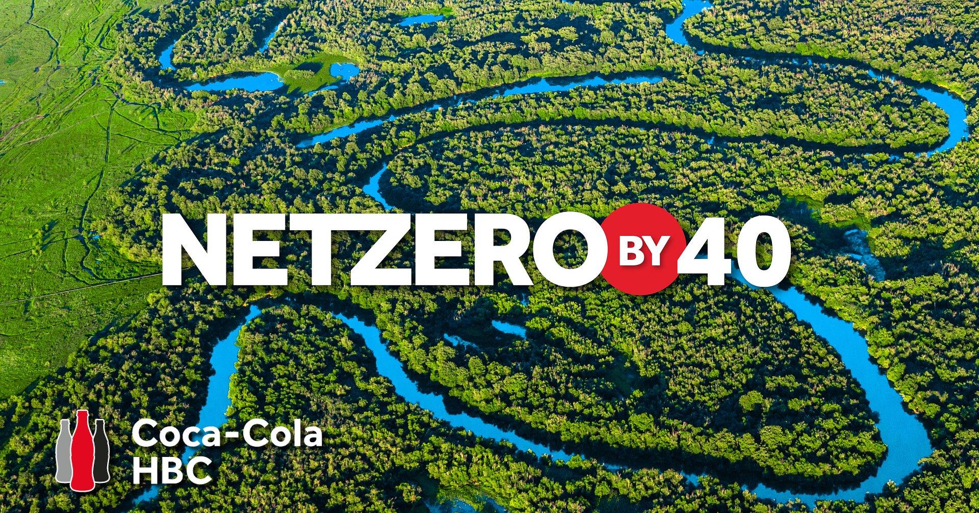 Coca-Cola HBC zobowiązuje się do osiągnięcia zerowej emisyjności netto do roku 2040