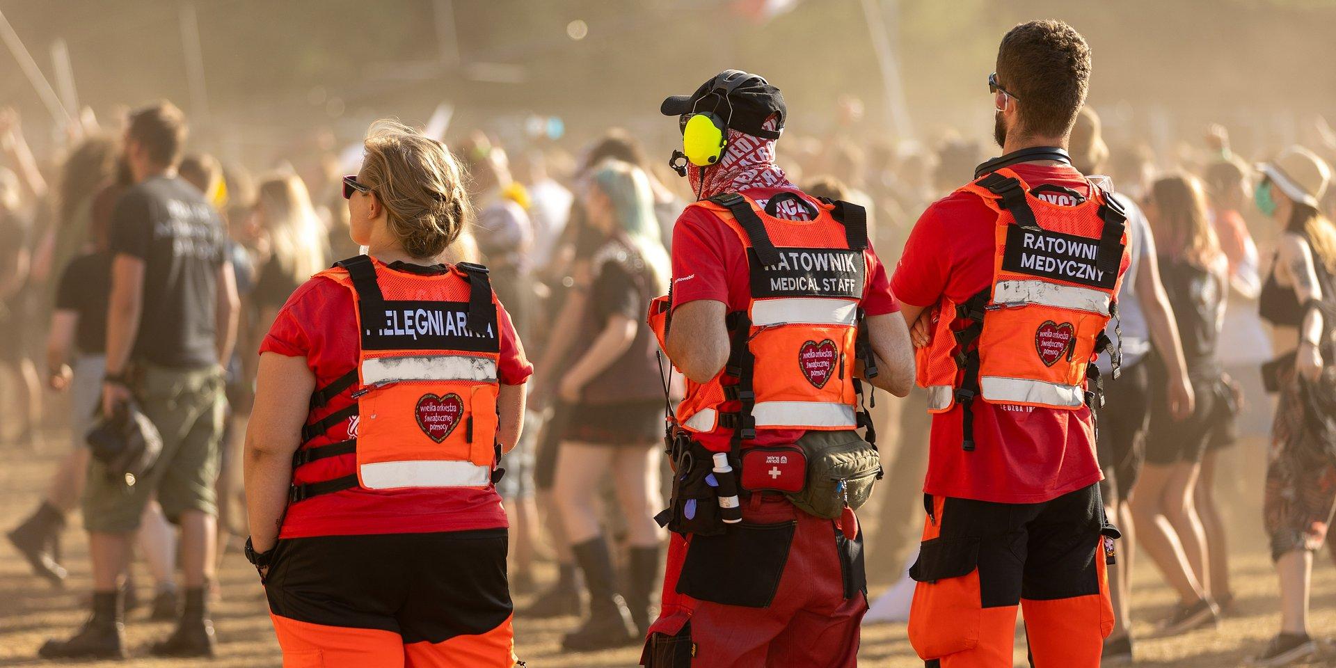 WOŚP wspiera ratowników i organizacje działające na granicy