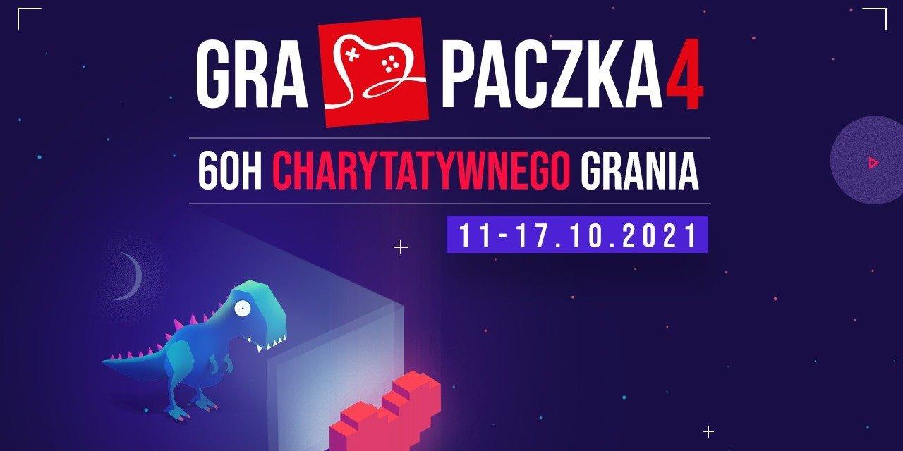Rusza Gra Paczka 4, gamingowy event Szlachetnej Paczki