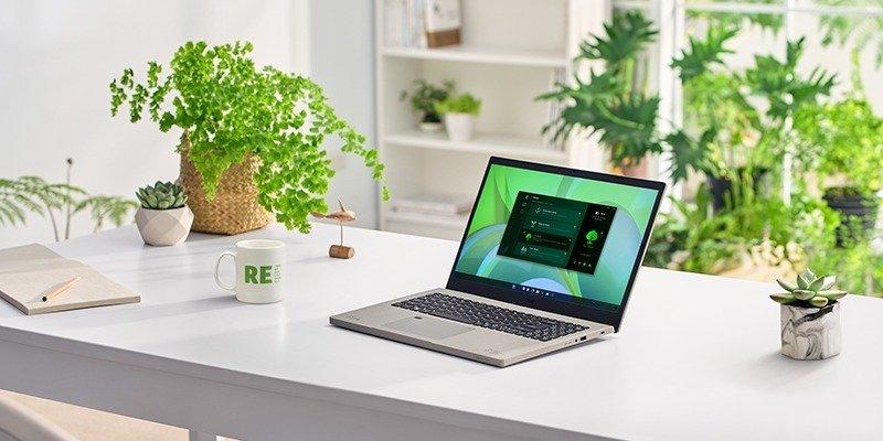 Acer stawia na eko! Poznaj nowości z serii Vero