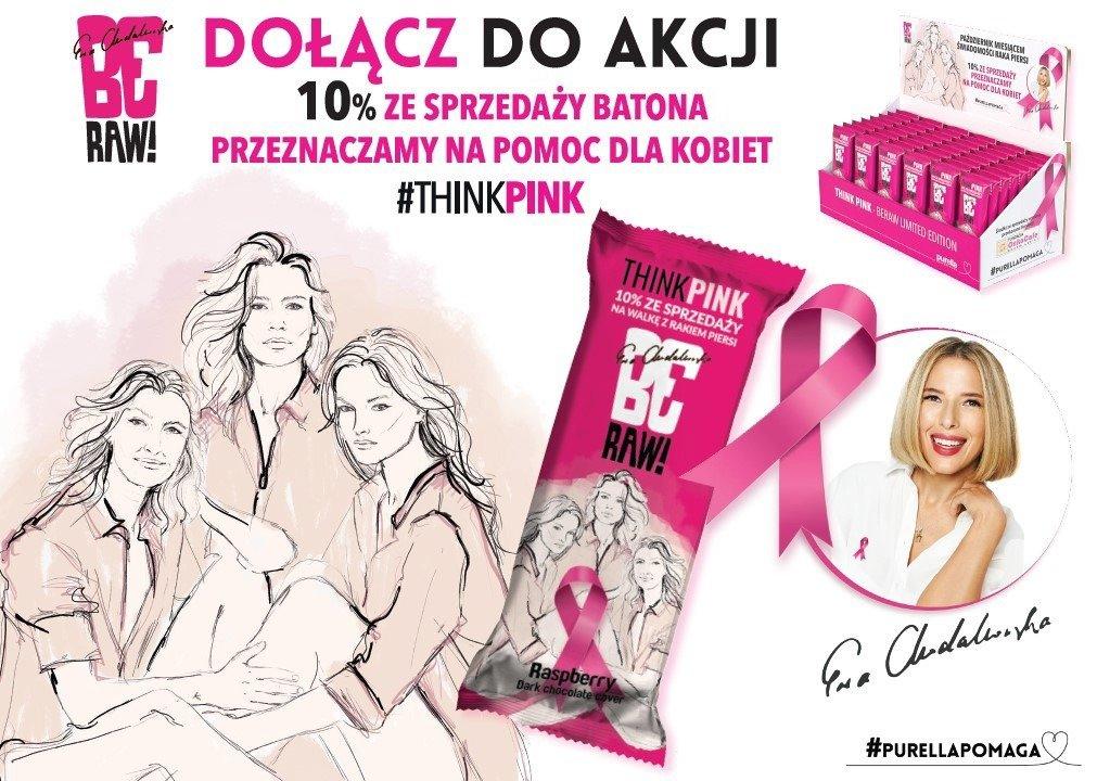 Różowy październik w Biedronce