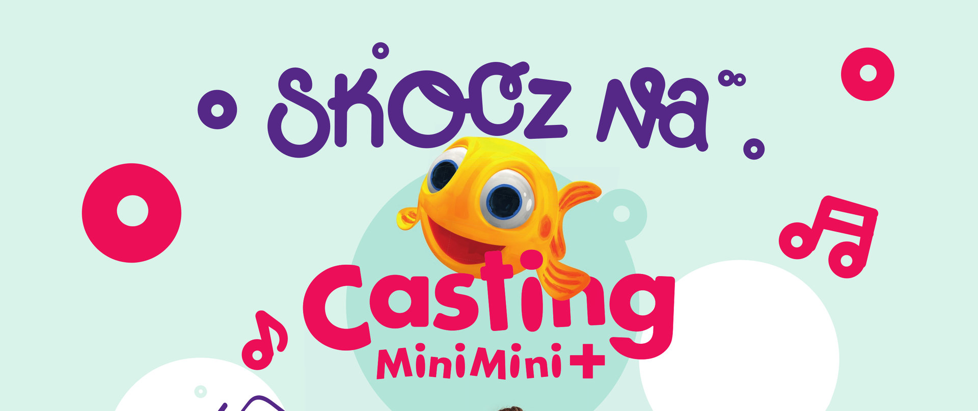 WIELKI CASTING MINIMINI+ JUŻ W TEN WEEKEND!