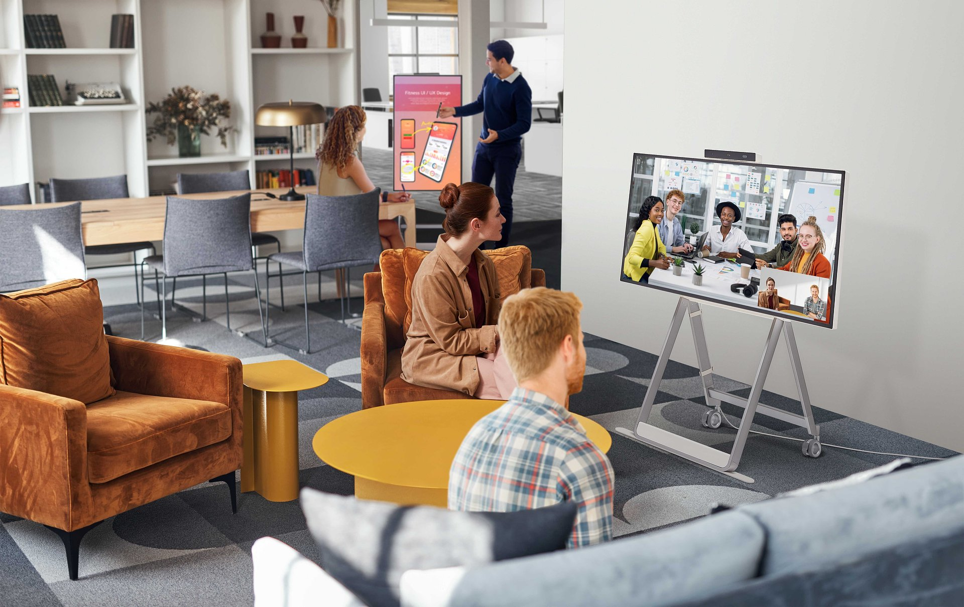 LG One:Quick – innowacyjne rozwiązanie dla wydajnej pracy i efektywnej współpracy