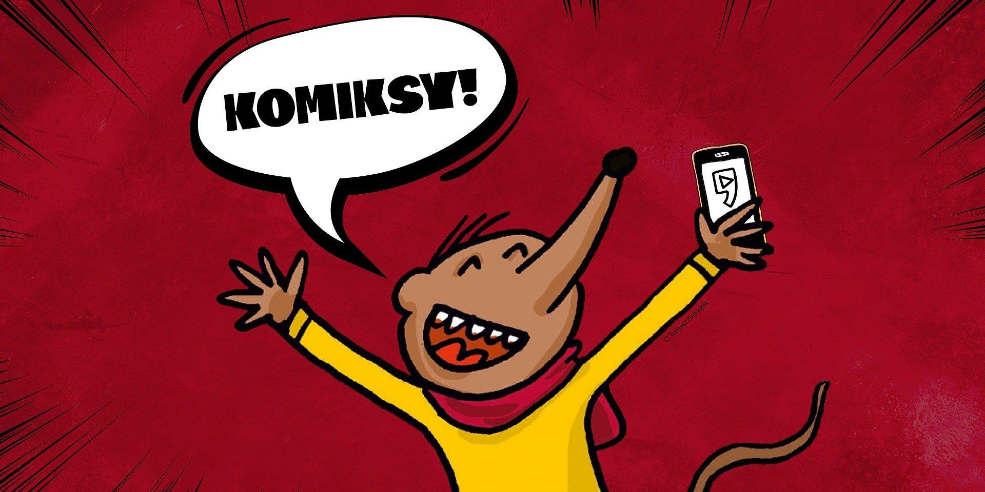 eKomiksy w Empik Go - jedyna w Polsce oferta cyfrowych komiksów w abonamencie